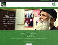 Purazm Website