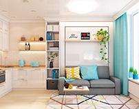 Smart flat