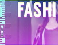 Dynamic Fashion // Glitch Logo Opener