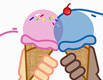 Baskin Robbins Logo Animation