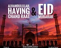 Social Media Content -EidMubarak