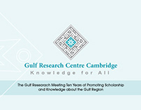 The Gulf Research Meeting
