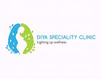 Logo Design - Diya Speciality Clinic