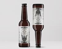 Mystery Face - Belgian Ale