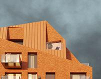 Residential buildings / Dublin