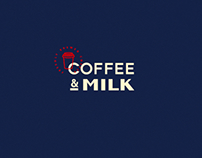 COFFEE & MILK IDENTITY