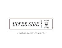 VIDEOS & PHOTOGRAPHY FOR UPPERSIDE