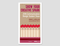 Communication Design Student Show 2016