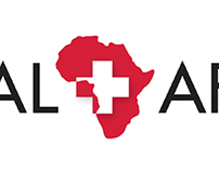 HEAL AFRICA Logo Redesign