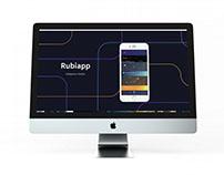 Rubico.mobi Web Page Design