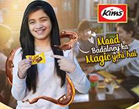 Kims Print Ad 2018