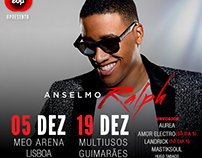 Anselmo Ralph - 5 e 19 Dezembro 2015