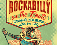 Poster for Rockabilly On the Route