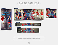 Web Design | Online Banners