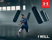 Under Armour Campaign 2017