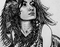Self Portraits : : Fine art