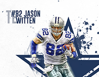 Jason Witten (TE) - Dallas Cowboys