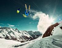 VICE-EUROPEAN CHAMPION IN SNOWKITING MARIAN HUND