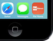 Rai News - App visual assets