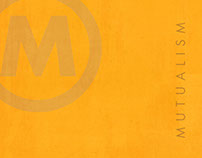Santo Adriano's Mutualism radio show artwork