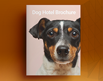 Dog Hotel Brochure Template