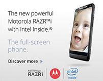 Motorola Razr i Flash Banner