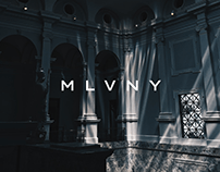 MLVNY Cosmetic Brand Identity and Presentation Concept