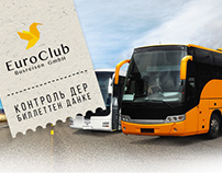 Euro Club - bus transfer to Europe Web site