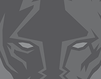Panther Geo Logo - Practice