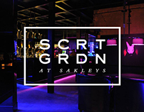 Secret Garden at Sakleys - Branding & Menu Design