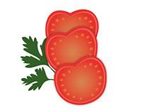 Logo Design for Pizza Delivery.