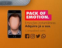 Pack of Emotion