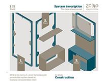 Datenblätter | System 2040