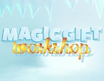 CF-Magic gift worshop