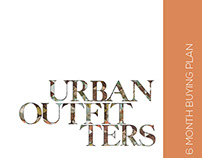 Urban Outfitters Buying Plan