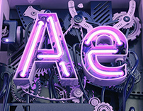 Adobe After Effects Neo-Cube
