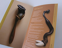 Syd Carpenter Sculpture Brochure