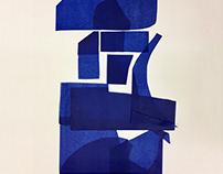 Blue Series VII