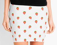 Mini Skirts Print Collection