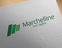 M Letter Consulting   Logo Template [FOR SALE]