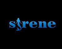 sirene logo design