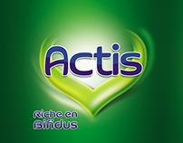ACTIS : Riche en Bifidus
