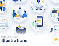 Illustration Pack - Vol 03