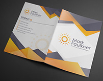 Company Profile Design for Corporate Company