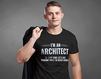 Architect T-Shirts