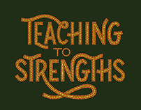Teaching To Strengths Book Cover