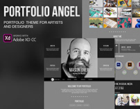 Portfolio Angel – Design & Art Portfolio
