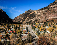 Ouray, CO Switzerland of America