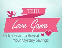 Valentine's Day - E-Commerce Campaign