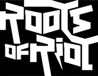 Roots_of_Riot logo design N°1